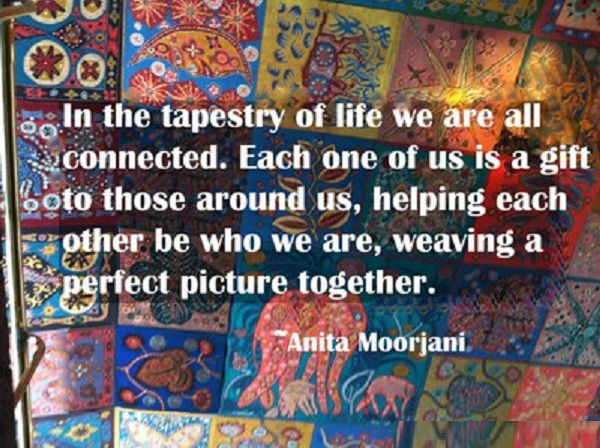 Image result for we are all one we are all connected quotes